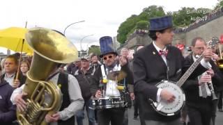 44. Internationales Dixieland Festival Dresden: Brassband Parade am 18. Mai 2014