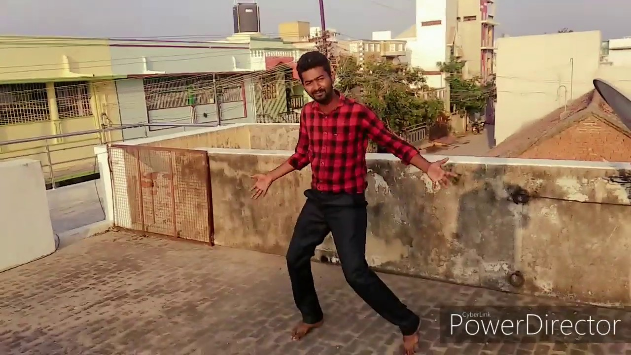 ButtaBomma - Dance Cover || Choreographer Sakthi | Street Dance