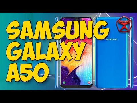 Наступил полный Samsung. Galaxy A50 (2019). Самсунг смог! Честный обзор, с минусами / Арстайл /