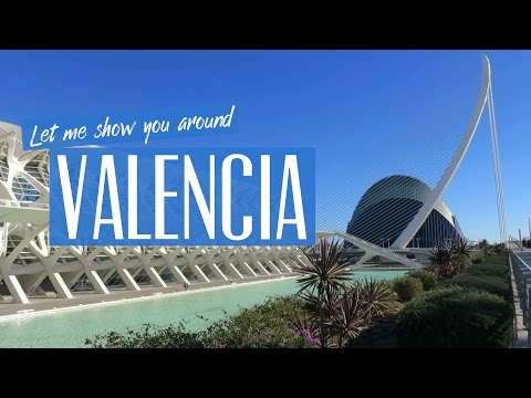 Travel vlog: A weekend in Valencia, Spain | CharliMarieTV