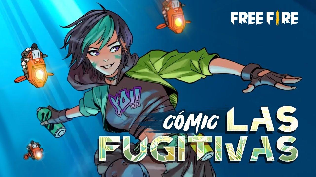 LAS FUGITIVAS - NUEVO CÓMIC 🔥 | Garena Free Fire