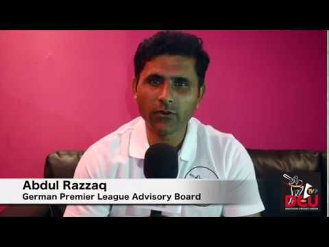 Mr.Abdul Razzaq joins GPL Elite Advisory Panel