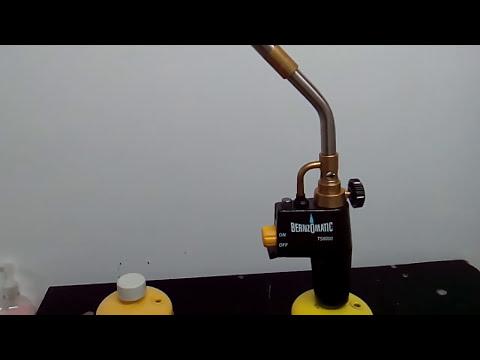 газовая горелка BERNZOMATIC TS 8000