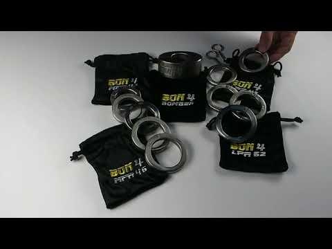 Magnetic & lockable cock rings | BON4