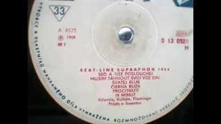 Beat  Line Supraphon 1968,str A