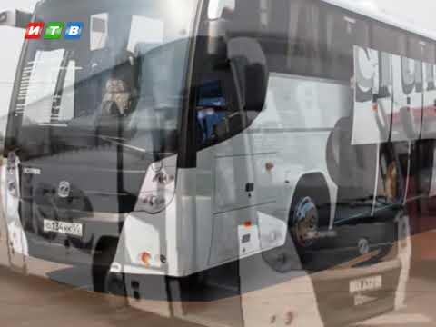 Новые автобусы запустят в Крым по единому билету