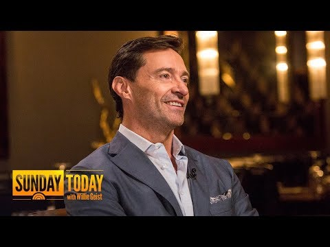 Hugh Jackman Talks 'The Front Runner,' 'The Greatest Showman,' More | Sunday TODAY Mp3