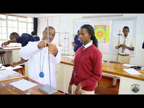 Physics Department - Mount Kenya Academy Senior School #StriveForThePeak