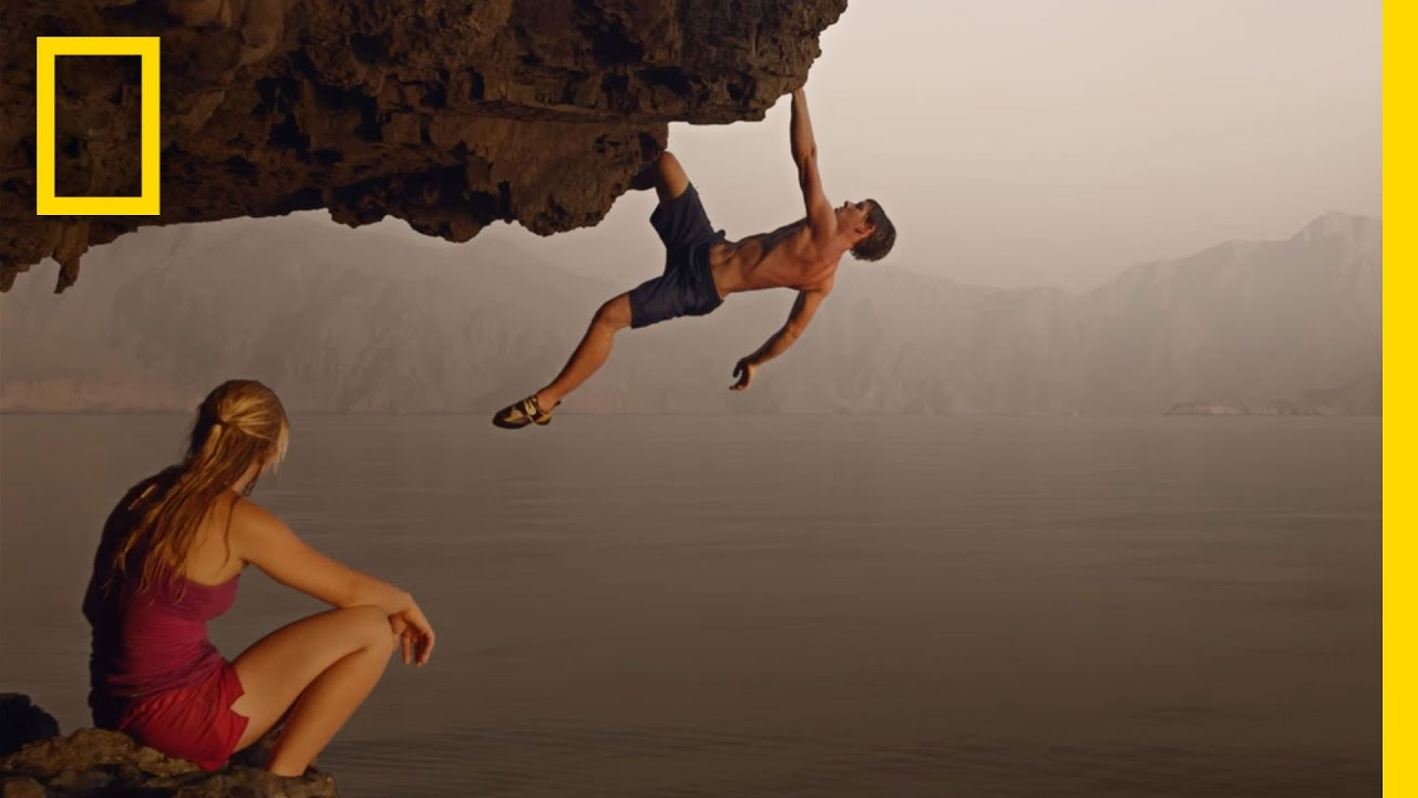 Gorgeous Video Rock Climbing In Oman  National -3699