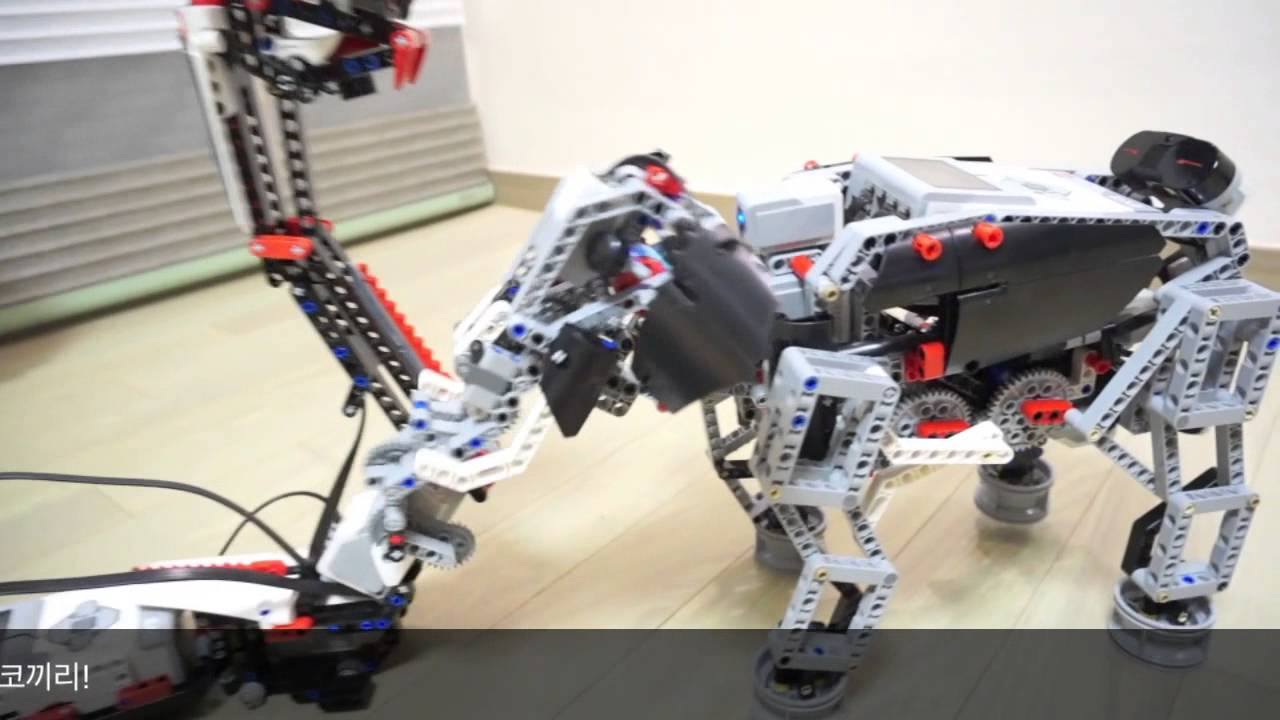 Lego 31313 Mindstorms Ev3 Elephant Snake And Unicycle Youtube