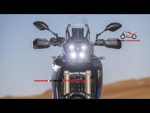 Yamaha Ténéré  at EICMA First Look | New Yamaha Ténéré  Will Be a  Model for the USA