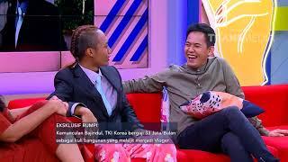 RUMPI - TKI Indonesia di Korsel yang Melejit Jadi Vloger Terkenal (3/10/17) Part 1