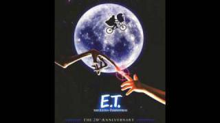 e t the extra terrestrial soundtrack 02 far from home e t alone