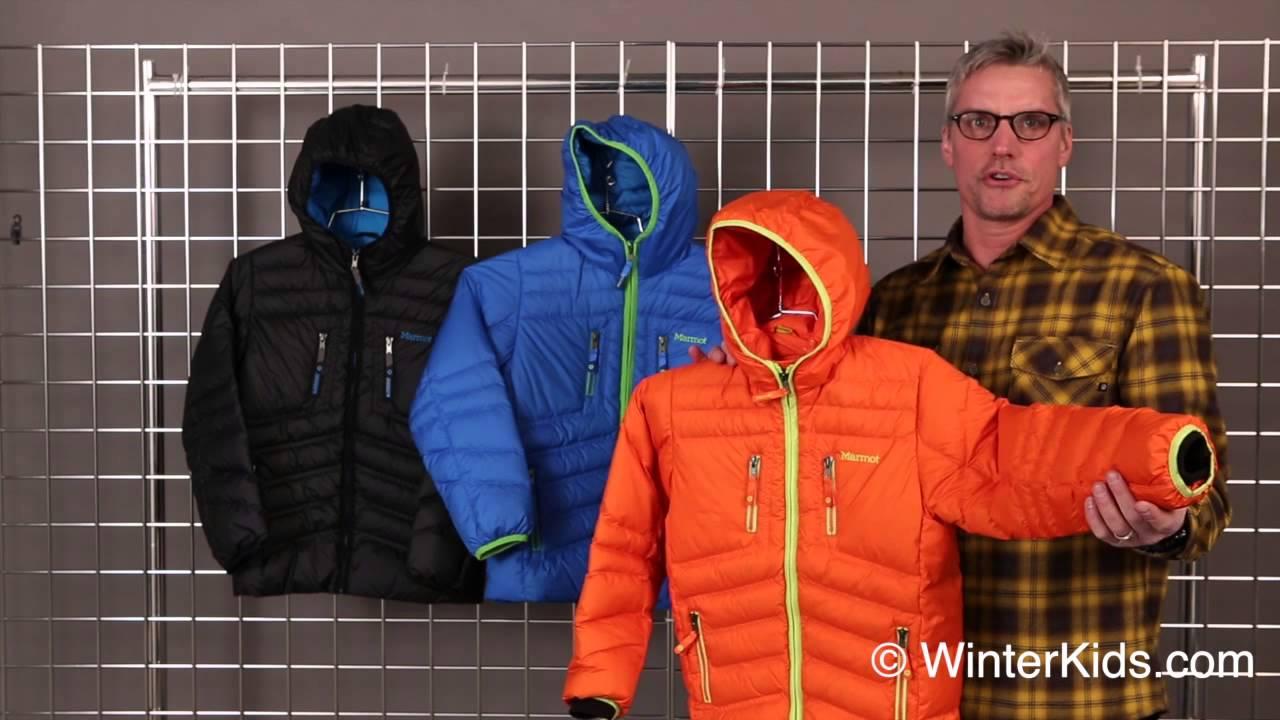 2013 2014 Marmot Boys Hangtime Jacket