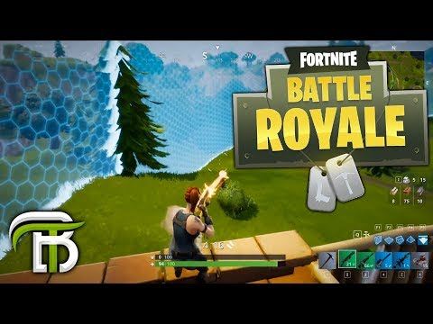 MOST INTENSE ENDING YET (Fortnite Battle Royale)