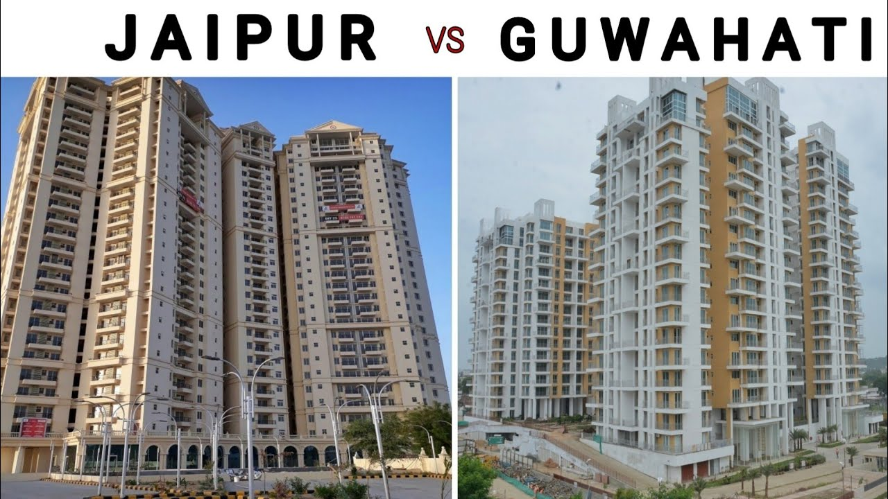 Download GUWAHATI vs JAIPUR - Views & Facts    Guwahati    Jaipur    Assam    Rajasthan    Plenty Facts  2020
