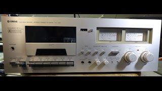 Yamaha TC 720 repair