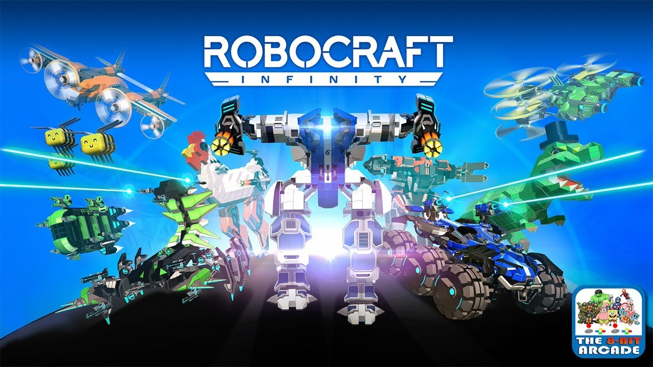 Robocraft Infinity - Bot Building and Battling comes to ...