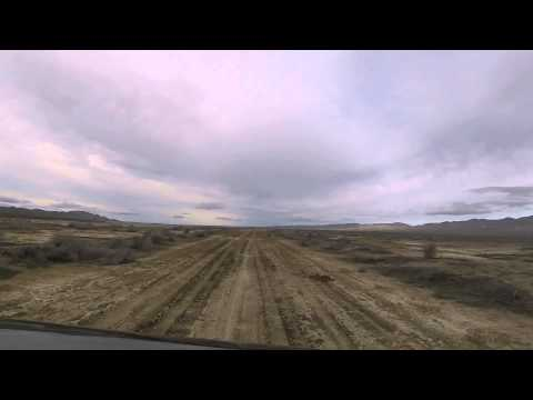 Up and down and across the Carrizo Plain