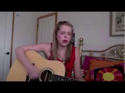 "Alyssa McManus singing ""Stay"" by Sugarland"