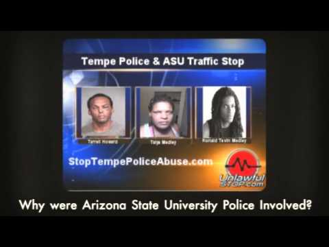 Chief Tom Ryff | Police Misconduct in Tempe