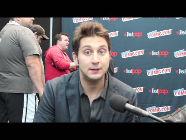 Syfy's 12 Monkeys at New York Comic Con 2014: Interview with Terry Matalas