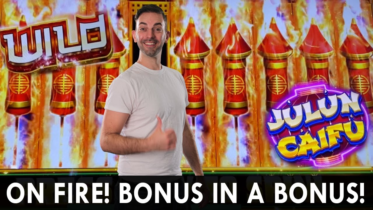 ON FIRE! Bonus In The Bonus  Firework COMEBACK  VGT Red Screen MADNESS  Choctaw Casino #ad