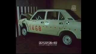 AD FIAT 132 - Test track \ 1972 \ ita v