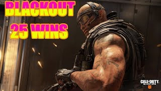 Blackout // 25 Wins! // PC Gameplay // PS4 Gameplay // Call of Duty // Black Ops 4