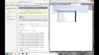 Tutoriel PHP/MySQL : Comment se connecter à une base de donnée SQL partie 1