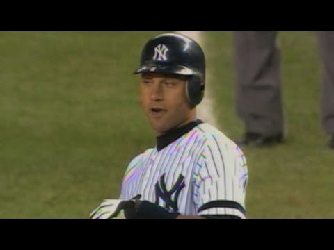 Jeter records his 1,000th career hit