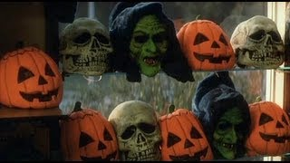 8 more days to Halloween - Silver Shamrock