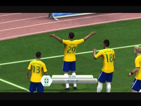 FIFA 14 Career Mode - Cuartos de final de Copa América ... - photo#33