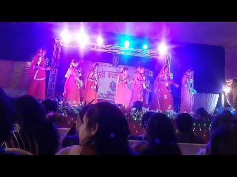 Holiya khele Ram lala dance from AB Dance Class group at Purnea