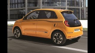 2019 Renault Twingo - next changes in the concept of city cars !!
