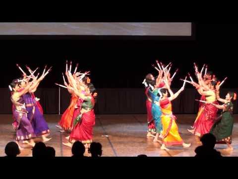 Karnataka Folk Dance at Festival of Nations, St.Paul, Minnesota