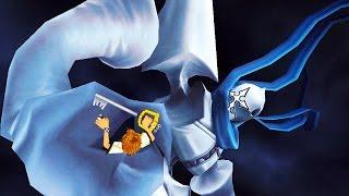 Kingdom Hearts 2: Twilight Thorn Boss Fight (PS3 1080p)