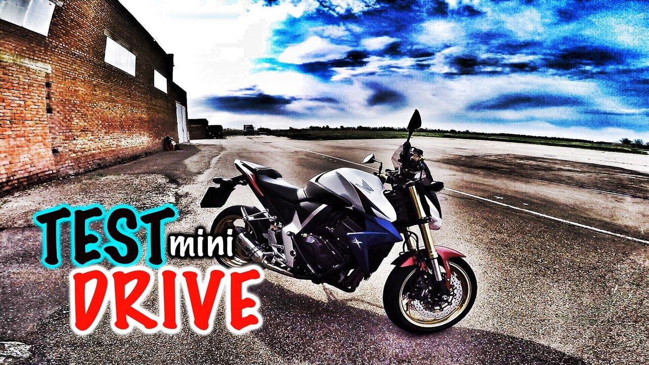Honda CB1000R ABS 2011. Тест-драйв и обзор - Городской хулиган
