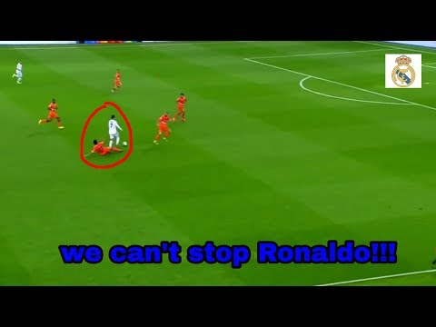 CRISTIANO RONALDO BEST SKILLS 2017/2018 (damon empero ft veronica vacation)