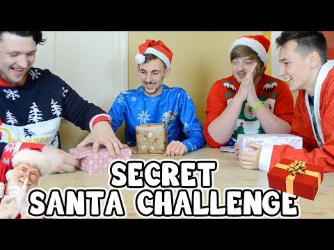 Secret Santa Challenge   WheresMyChallenge