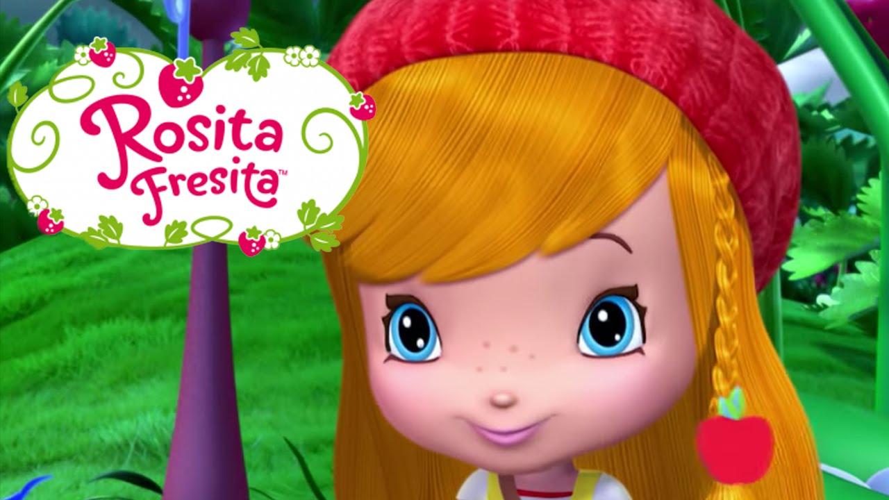 Video Para Ninos De Campamento Hd Rosita Fresita Aventuras En Tutti Frutti Dibujos Animados