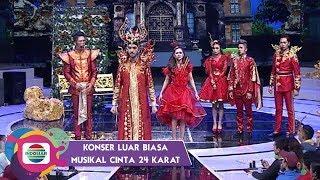 Duh Rara Bete! Reza dan Jirayut Debat Bahasa Arab Dan Thailand?! - Musikal 24 Karat