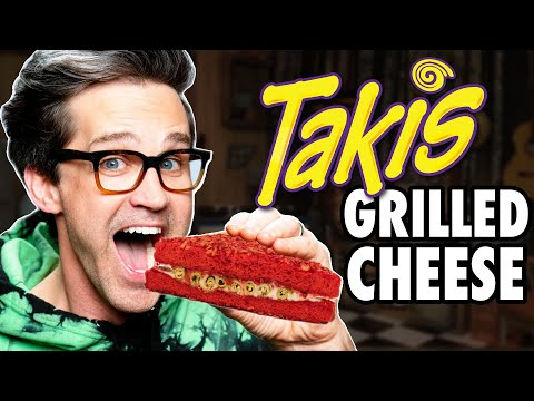 Will It Grilled Cheese? Taste Test