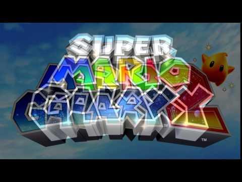 "Super Mario Galaxy ""Power Star Get!"" mash-up 1+2"