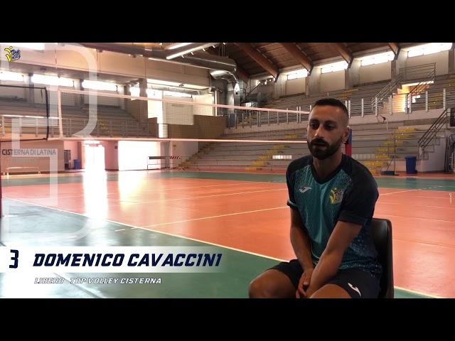 Mimmo Cavaccini 3 - Top Volley Cisterna 2020/2021