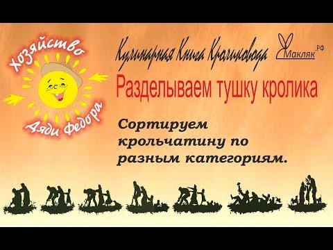 ГЛАВА 1 РАЗВЕДЕНИЕ И СОДЕРЖАНИЕ КРОЛИКОВ / Ферма на дому