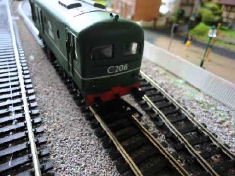 Irish Railways – Iarnród Éireann 001 Class (A Class) Co-Co (Green Model – Kit Built)
