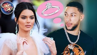 Kendall Jenner & Ben Simmons ready to get MARRIED???