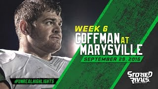 HS Football | Dublin Coffman at Marysville [9/29/16]