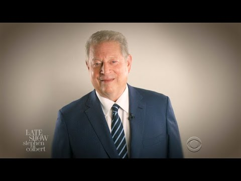 Get A Hot Date With Al Gore's Climate Change Pick-up Lines
